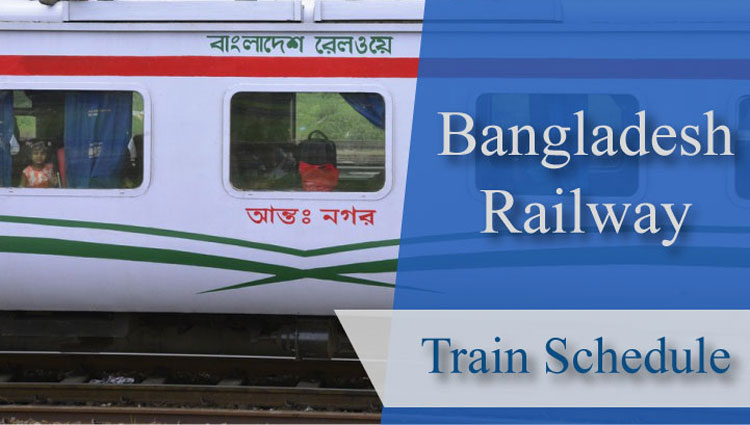 BD Train Schedule - Bangladesh Railway Time Table & Route