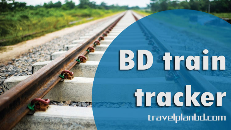 BD train tracker of Bangladesh Railway