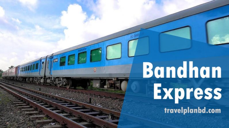 Bandhan Express train Time Table and Fare