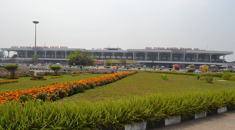 Shahjalal International Airport, Dhaka, Bangladesh