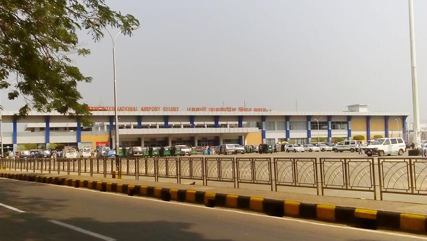 Osmani International Airport, Sylhet, Bangladesh