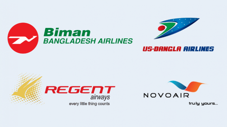 Airways in Bangladesh (International & Domestic Airlines)